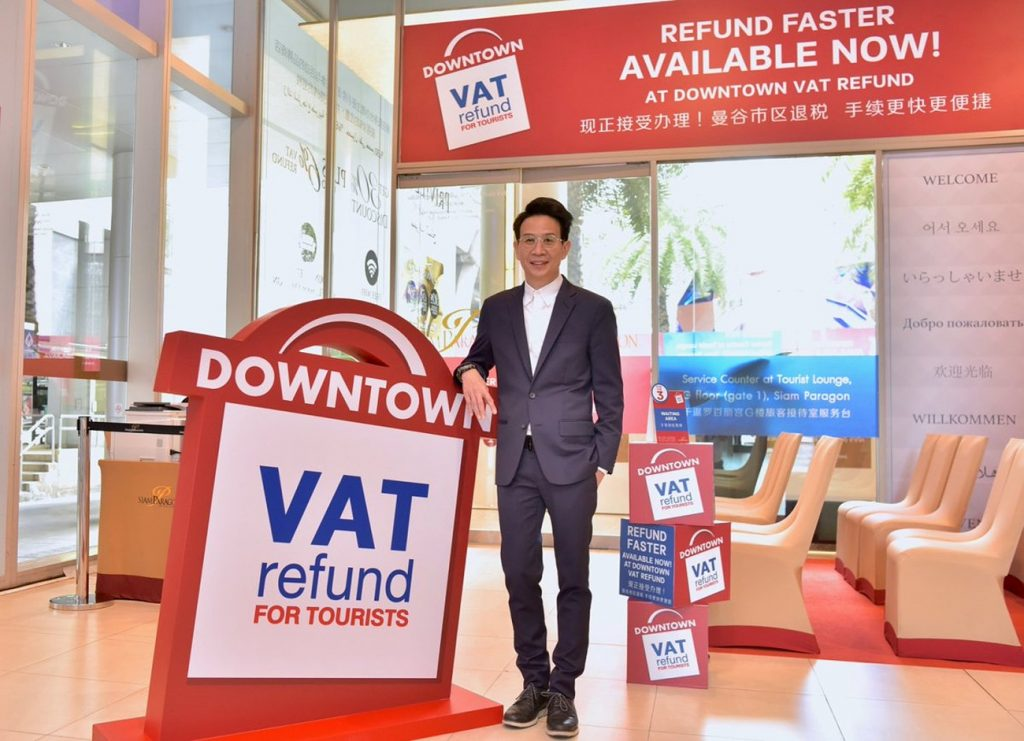 VAT Refound в аэропортах Таиланда