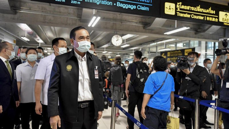 Коронавирус в Таиланде  последние новости 2020 года