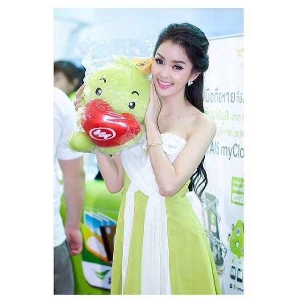 девушка из Тайланда