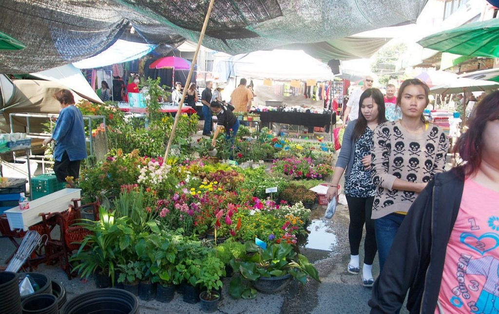 Рынок Soi Buakhao Market