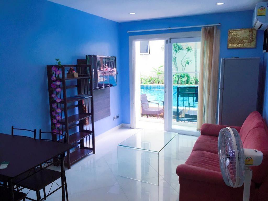 Удобные и просторные квартиры в Park Lane в Паттайи