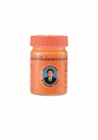 оранжевый бальзам из Таиланда