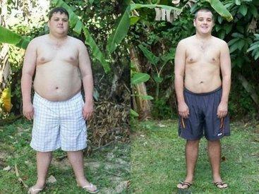 Тайские пограничники не узнали похудевшего туриста