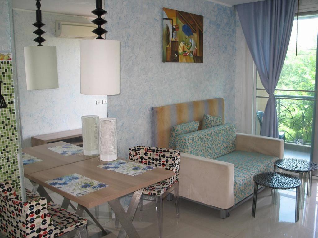Светлый дизайн квартир в кондо Atlantis condo resort