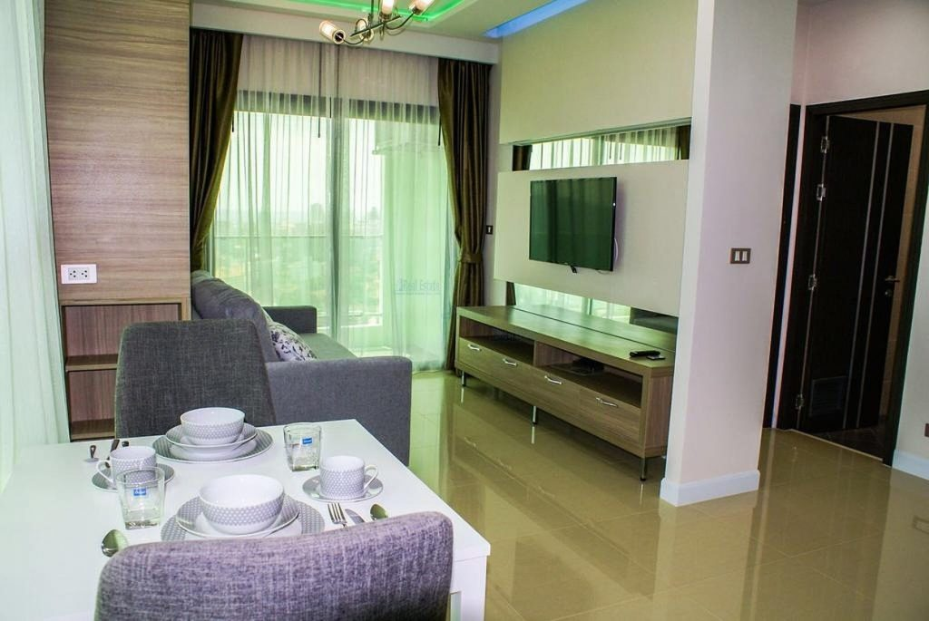Удобные квартиры в кондо Dusit Grand