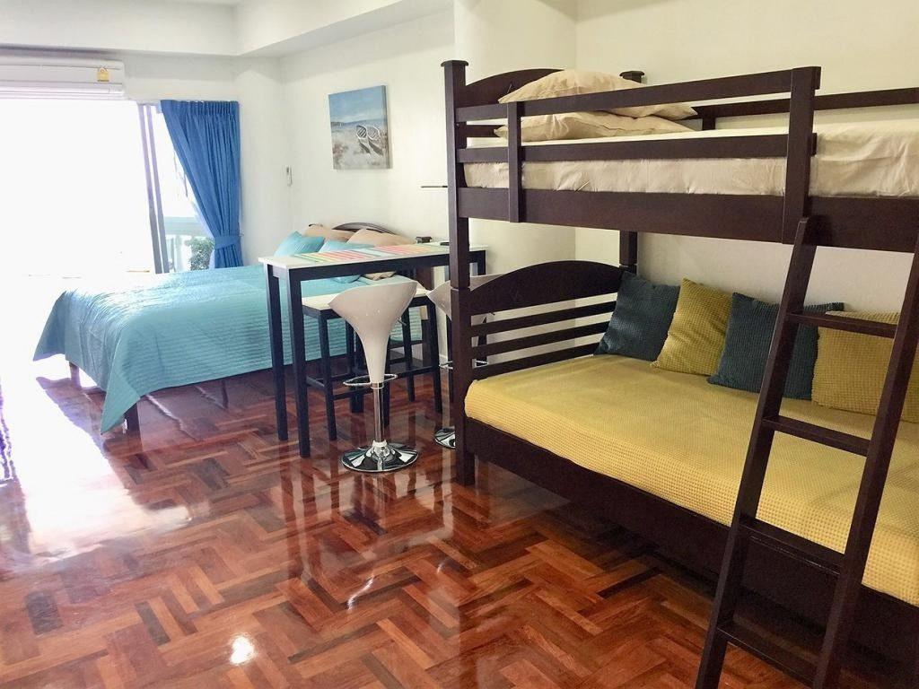 Квартиры оборудованы для семей с детьми в Sky Beach