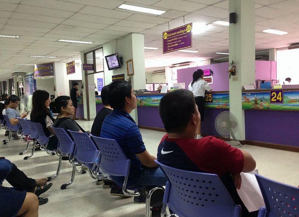 В департаменте вся процедура получения прав может занять до 30 минут