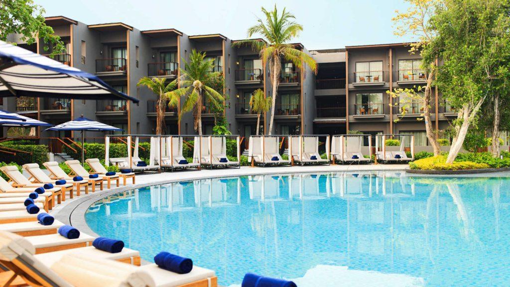 Удобный и практичный отель Марриотт на Хуа Хин