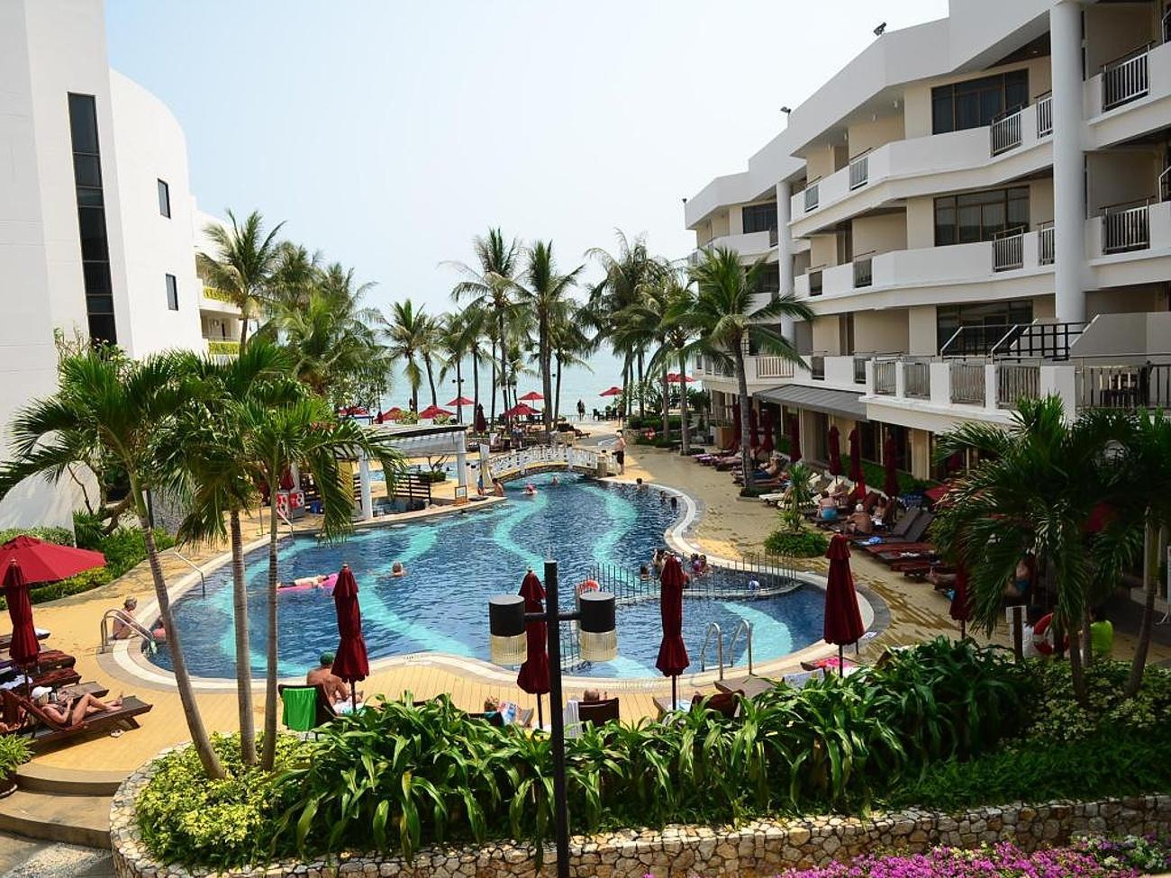 Лучшие 3-5 звездочные отели Хуа Хина