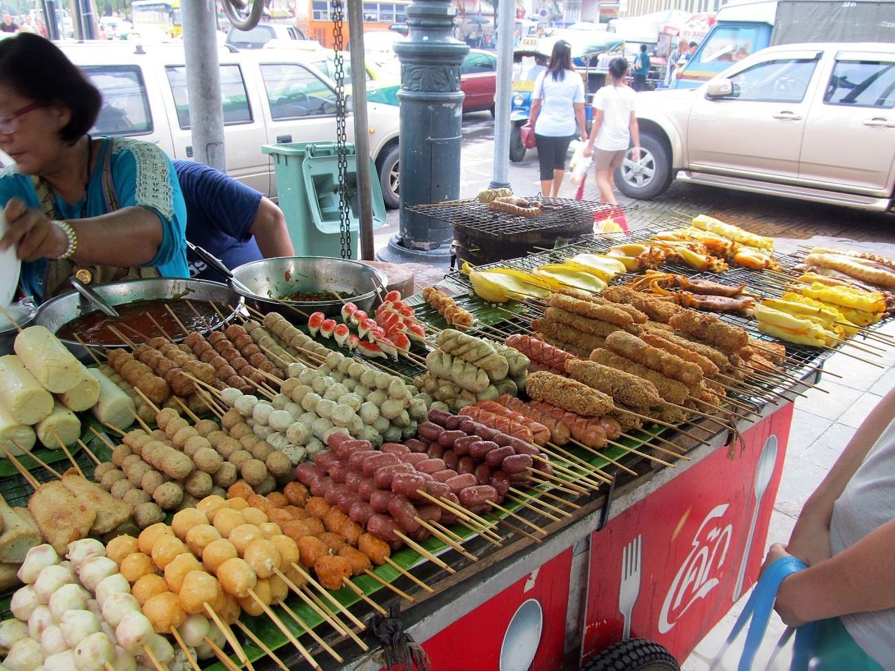 Что такое макашница в Таиланде. Виды макашниц и что попробовать