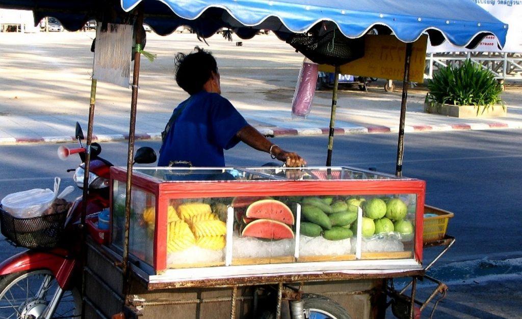 Разновидность фруктов порадует гостей Таиланда