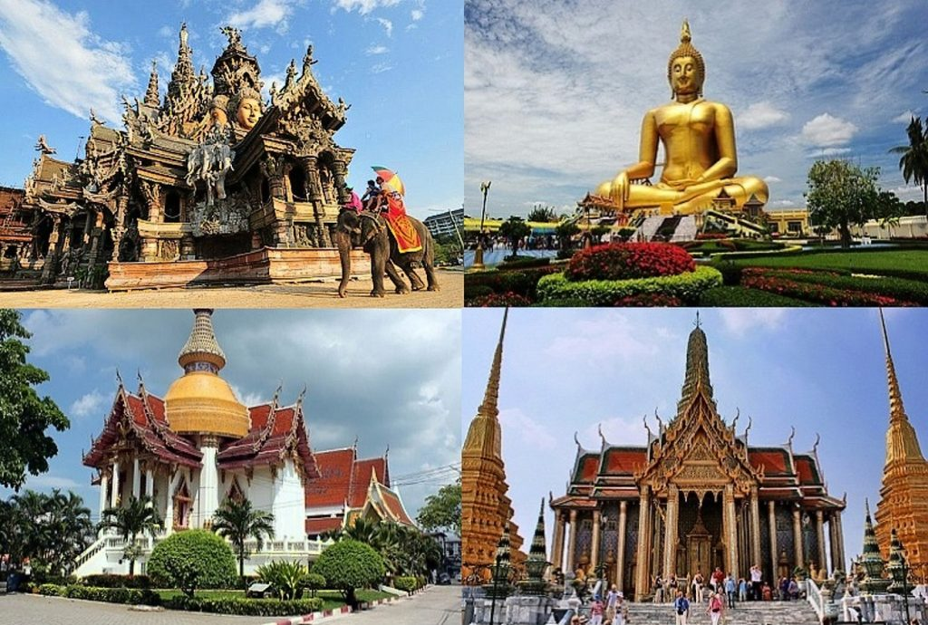 Храмы Паттайи будут интересны всем туристам