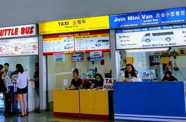 Аэропорт Краби: описание с картой, как добраться из и в аэропорт