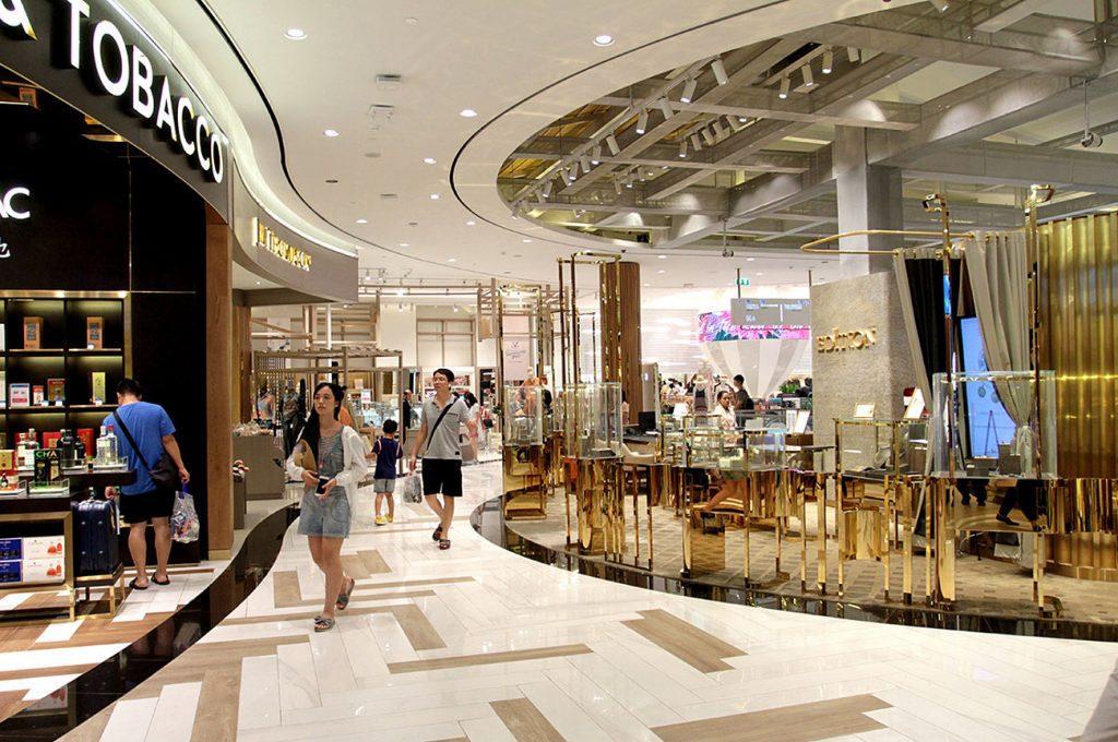VAT Refound в торговых центрах