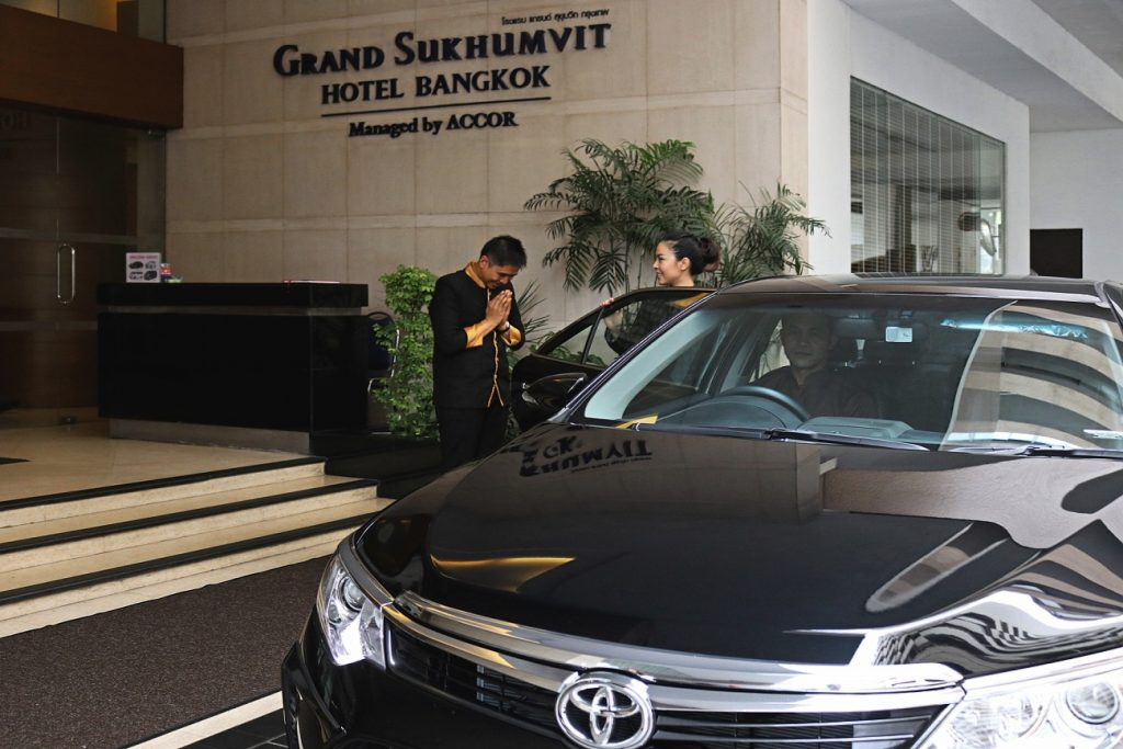 Трансфер от аэропорта Суварнабхуми доставит своего пассажира нужное место