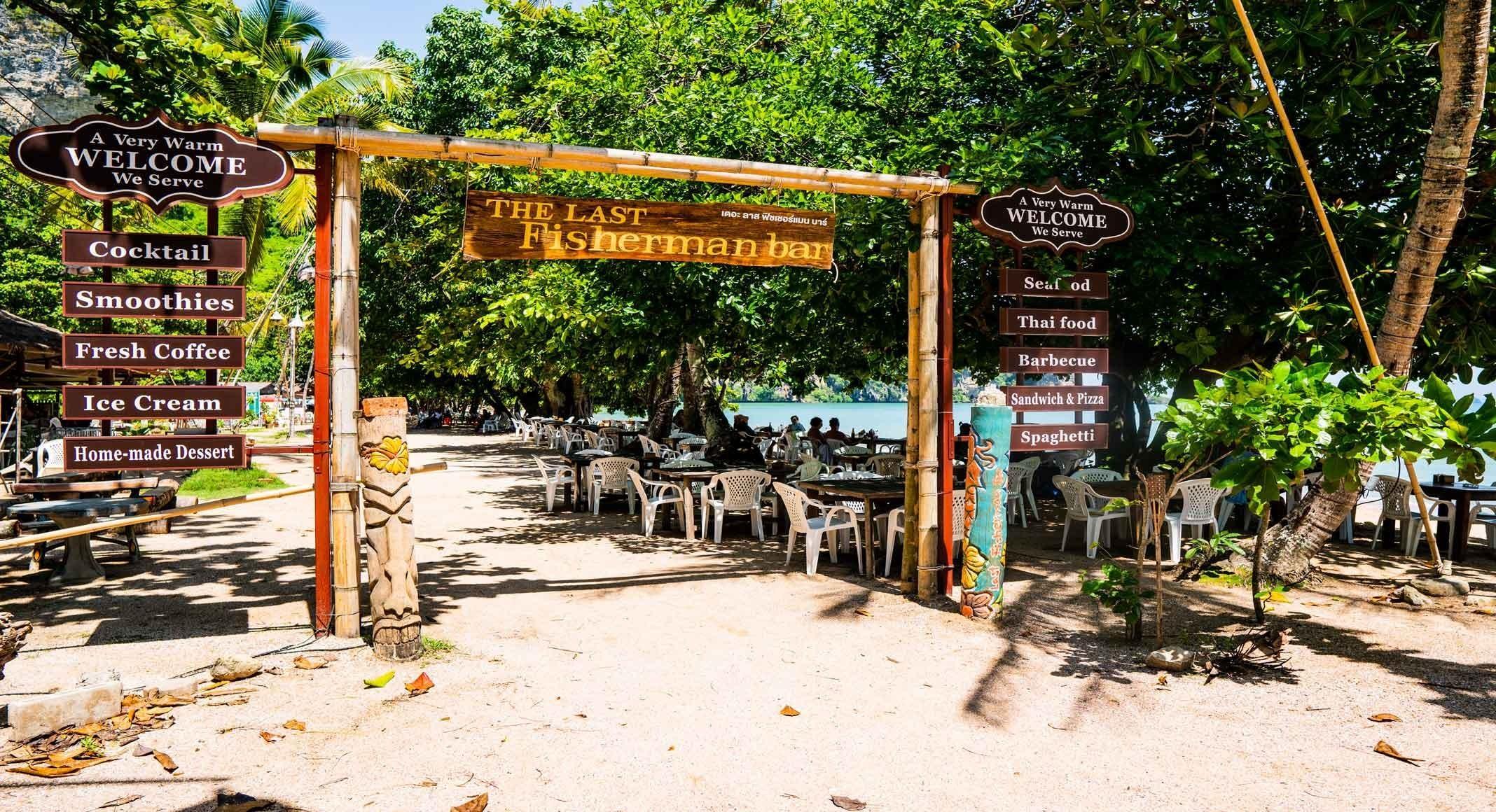 Пляж Ао Нанг: описание с отелями и картой