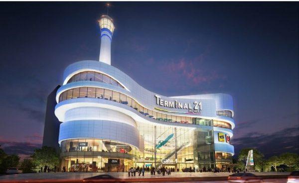 Торговый центр Терминал 21 в Паттайе