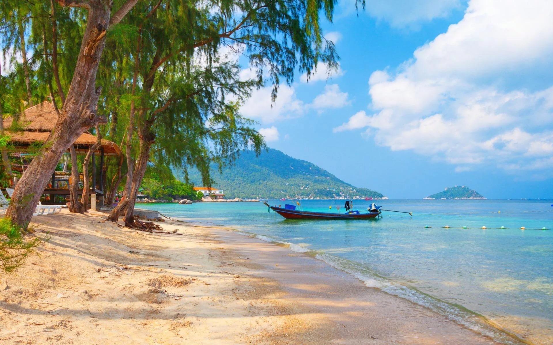 Какое море или океан омывает Таиланд