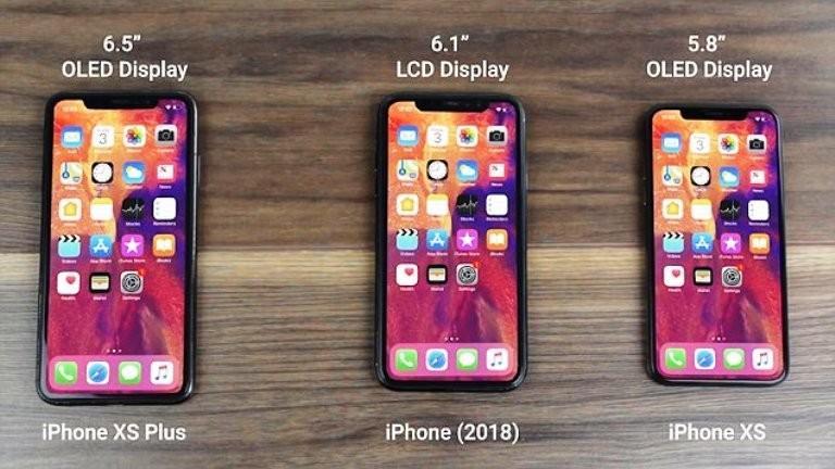 Цены на телефоны Iphone Xs, Xr и Xs Max в Таиланде