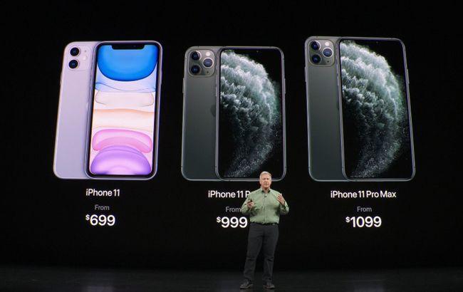 Цены на iPhone 11, Pro, Pro Max в Таиланде