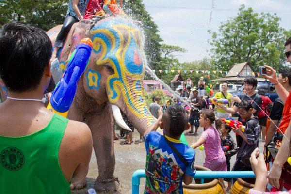 праздник в Таиланде